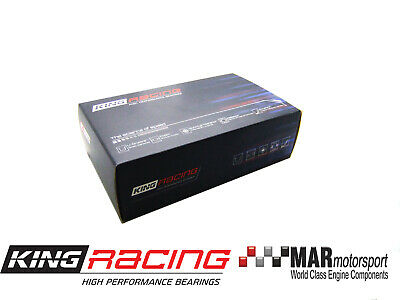 King Racing Main Bearings for Mitsubishi Evolution / EVO 4G63T no thrusts COATED