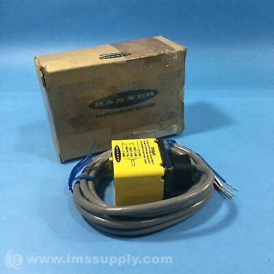 Banner OPBA2 Photoelectric Sensor Power Block FNOB