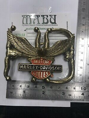 Harley Davidson HD  (37a8/9)Belt Buckle1992