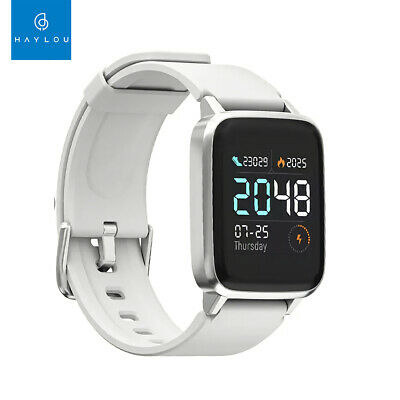 Xiaomi Haylou SMARTWATCH OROLOGIO BRACCIALE SMART BAND FITNESS BLUETOOTH4.2 A0Y1