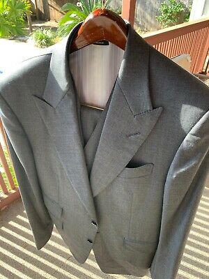 Tom Ford Mens Suit 56R EU (46R US) In Perfect Condition