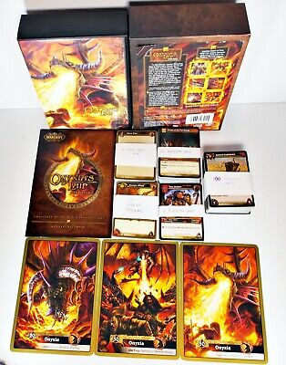 World of Warcraft Onyxia's Lair Deck Wow