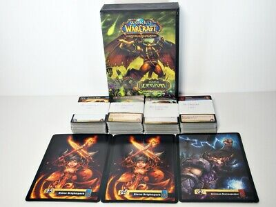 World of Warcraft March of the Legion Deck Wow