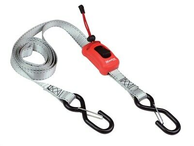 Master Lock MLK3313E Pre-Assembled Spring Clamp Tie-Down