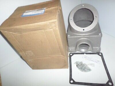 *NEW IN BOX* CROUSE HINDS AJ78 PIN&SLEEVE 200-Amp RECEPTACLE ANGLE BACK BOX 200A