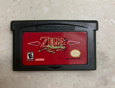 Legend of Zelda: The Minish Cap -USA Seller- Nintendo Game Boy Advance GBA