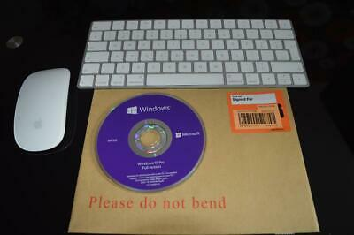 Windows 10 Professional Includes Bootable 64-bit Installation DVD /Genuine Key