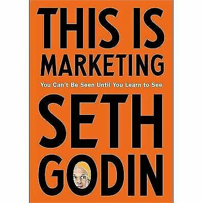 This is Marketing by Seth Godin [ PDF, MOBI , Epub ]⚡
