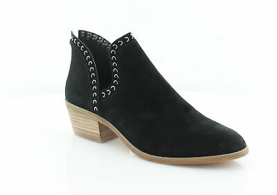 Vince Camuto New Prafinta Black Womens Shoes Size 9 M Boots MSRP $139