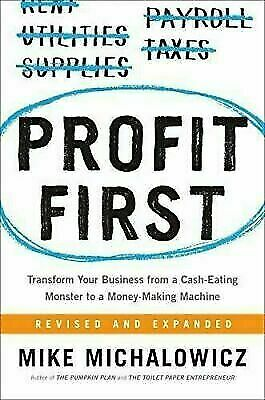 Profit First Transform Your Business from a Cash-Eating Monster to a Money {PDF}