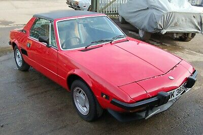 1977 Fiat X1/9 Recent Head Work Ideal Classic Car For An Enthusiast