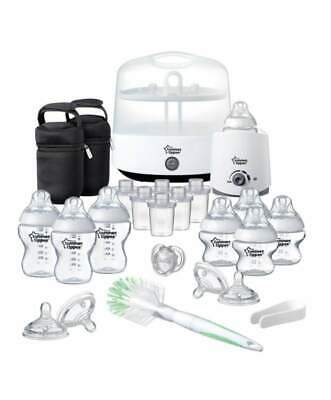 Tommee Tippee White Complete Feeding Set - White - Full Baby Feeding Kit