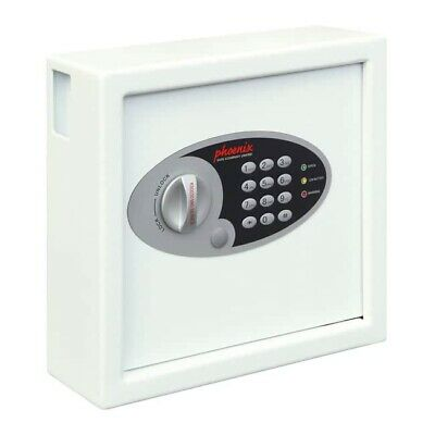 30 Key Professional Key Cabinet With Electronic Lock KS0031E 3 - 1 Year Warranty
