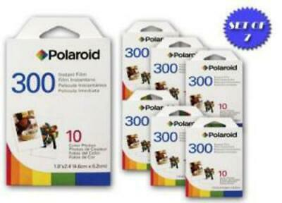 70 Pack Of Polaroid PIF-300 Instant Film for 300 Series Cameras