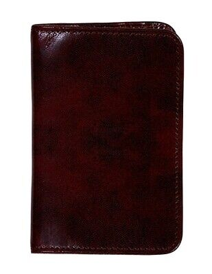 Scully Western Planner Italian Leather Personal Notebook 1006B-06