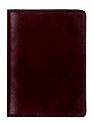 Scully Western Planner Italian Leather Blank Desk Journal 1046B-06