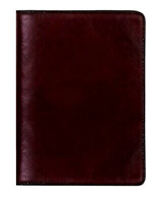 Scully Western Planner Italian Leather Ruled Desk Journal 1046R-06