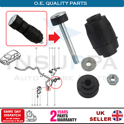 RENAULT Clio 91-05 FRONT ANTI ROLL BAR LINK ROD x 1