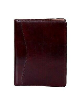 Scully Western Planner Italian Leather Writing Pad Pocket 5012-06