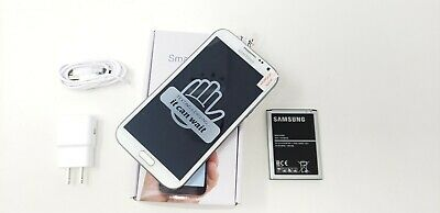 Samsung Galaxy Note II LTE (E250S) 32GB - Marble White (GSM Unlocked) Preowned