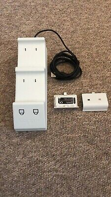 Venom Twin xbox one controller charger dock 2 Controllers