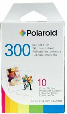 Polaroid PIF-300 Instant Film Pack of 10