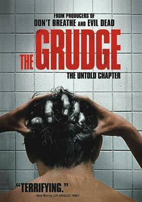 The Grudge (2020), DVD