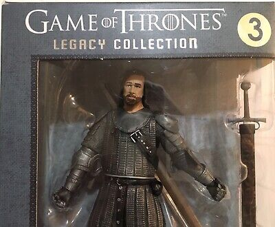 New! Game of Thrones FUNKO Legacy THE HOUND #3 Action Figure 2014 Series One HBO