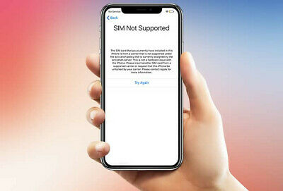 Factory Premium Unlock iPhone XS MAX XR X 8 7 6 5 active on another AT&T account