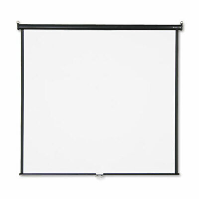 """Quartet; Wall/Ceiling Projection Screen, 70"""" x 70"""", High-Res, Matte Surface -"""