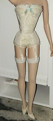 Barbie Silkstone lingerie  fashion Continental Holiday Fashion Model Collection
