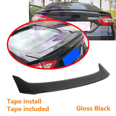 Painted Factory Style Spoiler fits the Ford Fusion 525 RR