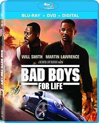 Bad Boys for Life Blu-ray Free Shipping PreOrder  date  release 4/21