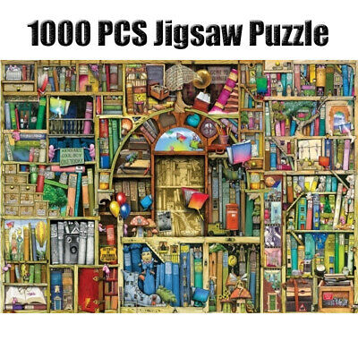 1000 Pieces Jigsaw Puzzles Educational Toys Scenery Space Stars Educational Gift