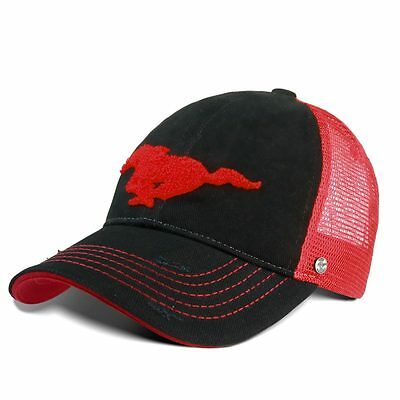"""Ford Mustang Cap """"Trucker Style"""" 35021313"""