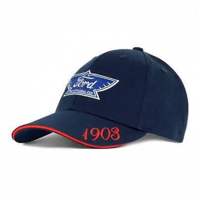 Ford Heritage Baseball Cap Blau Lifestyle Collection 35021930