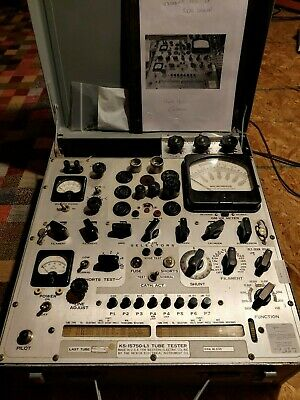 HICKOK made for  Western Electric KS-15750-L1Restored and Calibrated