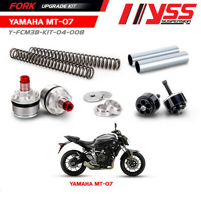 Yss Front Fork Upgrade Kit For Yamaha Mt-07 2014-2019