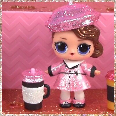 LOL Surprise Bling Holiday Series Doll POSH 7 Surprises Glam Glitter Sealed Ball