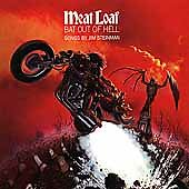 Meatloaf - Bat Out Of Hell: Re-Vamped (CD 2001)