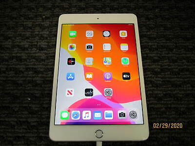 Apple iPad mini 4 128GB, Wi-Fi, 7.9in - Silver RL0229-3