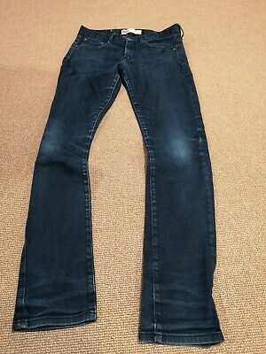 Boys Taper Fit Levis Jeans Style 520