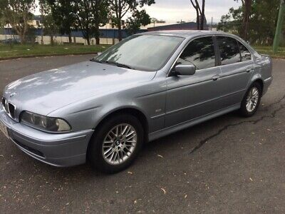 2002 Bmw 530I Sedan Automatic (176Kms Very Clean And Sound)