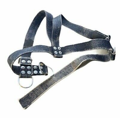 Commercial Dive Harness Small Medium by Miller