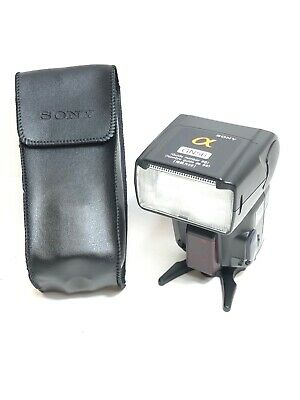 Sony HVL F56AM Shoe Mount Flash for  Sony