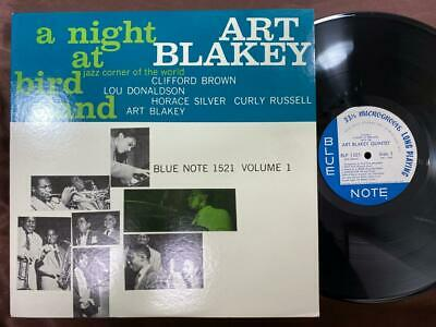 ART BLAKEY NIGHT AT BIRDLAND VOL. 1 BLUE NOTE GXF 3003 MONO JAPAN Vinyl LP