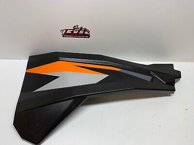 Polaris Rzr, Ace Right Side Door Panel Grey/Orange