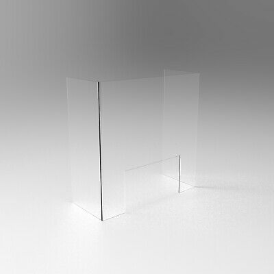 Plastic Acrylic Shields/Screen Protector, Perspex Counter Guard