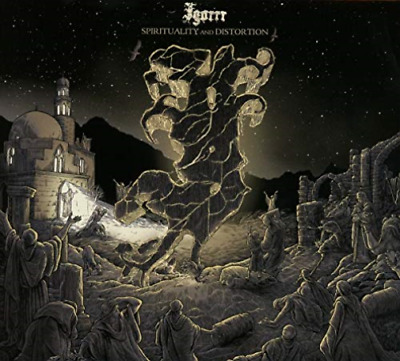 Igorrr-Spirituality And Distortion Cd Neuf