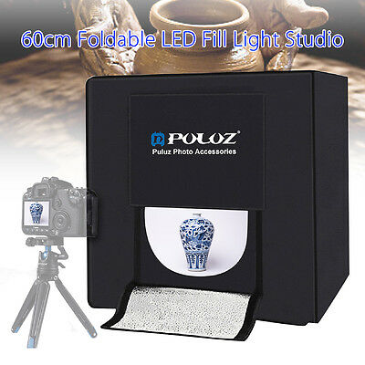 PULUZ 60cm Photography Camera Studio Cube SoftBox Light Tent Room Convenient